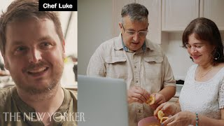 A Chef Finds Community Through Zoom Cooking Class | The New Yorker Documentary