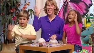 Stop Look and Listen - ASL Preschool Song