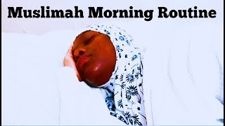 A MUSLIMAH'S MORNING ROUTINE - Stafaband
