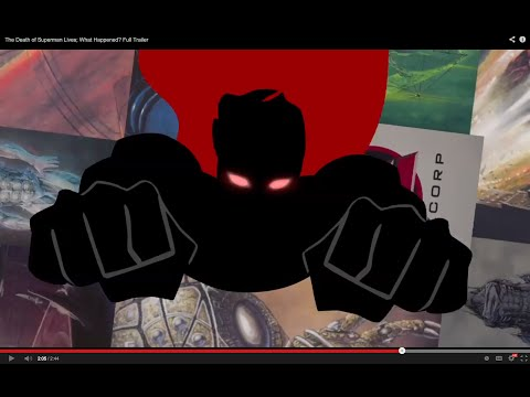 Death of Superman Lives, What Happened? Trailer review