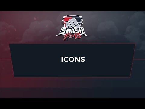 Icons: Combat Arena  Smash Summit 5