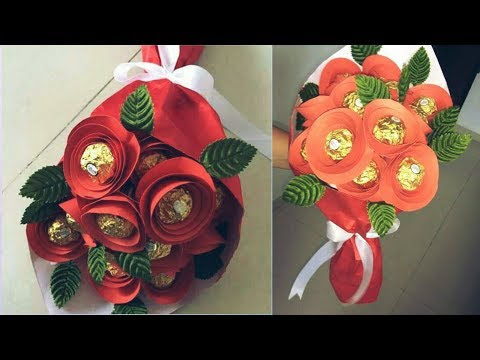 New Year Gift Ideas For BAE | How To Make Chocolate Rose Bouquet