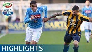 Hellas Verona - Napoli 0-2 - Highlights - Giornata 13 - Serie A TIM 2015/16