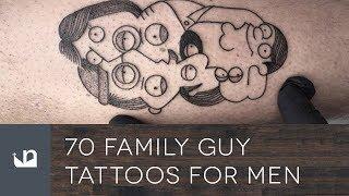 Family Guy Tattoos