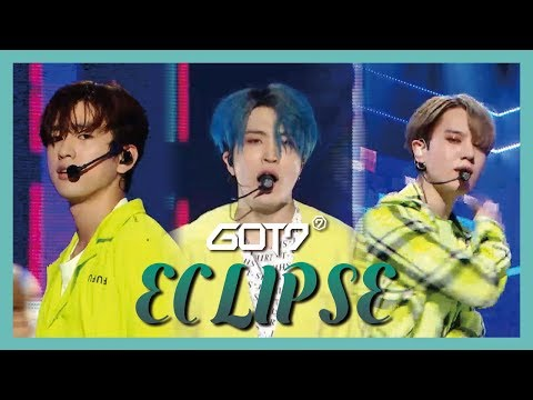 [HOT] GOT7 - ECLIPSE ,  갓세븐 - ECLIPSE Show Music Core 20190601