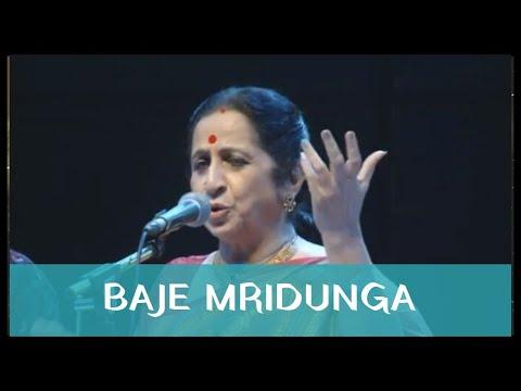 Aruna Sairam - Baje Mrdunga (Saarang 2015)
