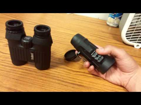 Bushnell 10x42 monocular review