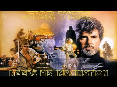 Star Wars Actor says Star Wars Needs George Lucas