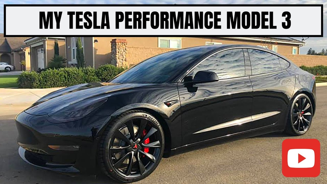 P3D 3rd Brake light Decal sticker compatible with Tesla Model 3