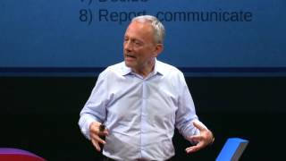 Mind the Gap: Interactions of Policy and Research | Aryeh Gitterman | TEDxYorkUSalon