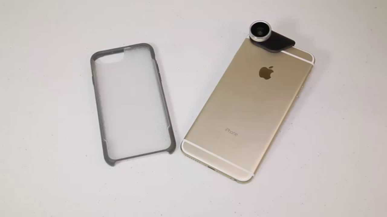 best sneakers ad18c 140ad Olloclip Ollocase for The iPhone 6/6 Plus Review @Olloclip