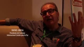 """""""Las tres erres para construir la paz"""": Rafael Grasa"""
