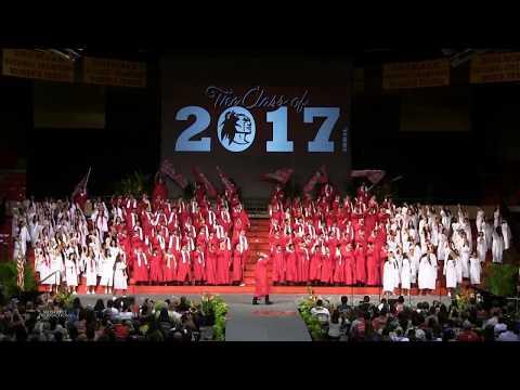 Kahuku Graduation Class of 2017 - Senior Medley