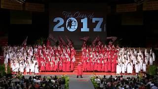 Kahuku Graduation Class of 2017 - Senior Medley thumbnail