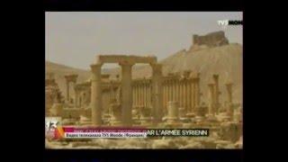 пальмира. Запад в шоке