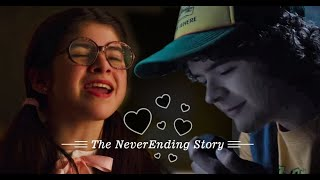Dustin e Suzie  - Stranger Things