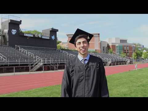 A year in an Environmental Studies student's life at Tufts University