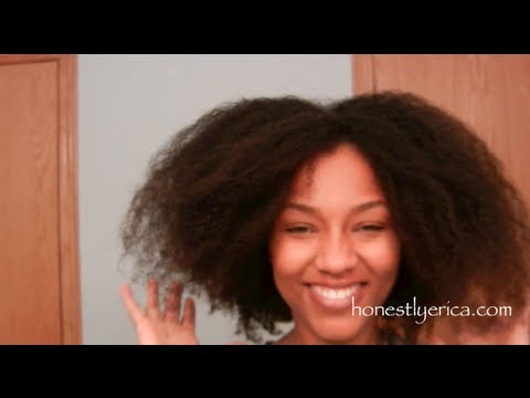 My Natural Hair Curl Pattern YouTube Adorable Natural Hair Curl Pattern
