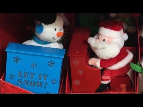 Home Depot Christmas Holiday Decor Animatronics Inflatables