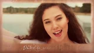 Natasha Sass  - Wenn ich schlaf -  (Schlager Mix mit Untertiteln) - Offizielles Video