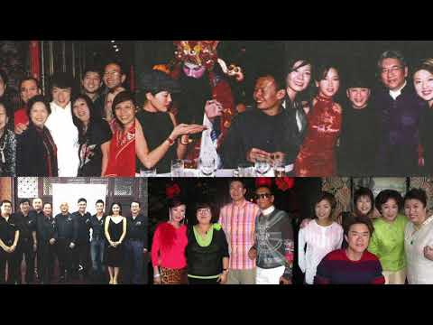 The China Club 15th Anniversary actual Jan 2017