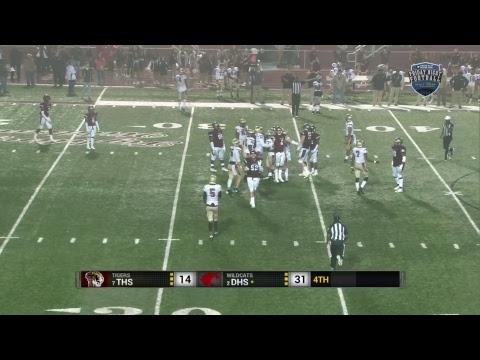 DHS vs. THS - LHSAA Football Playoff Quarterfinals (2018)