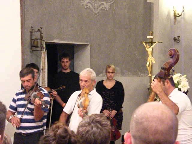 Méta tábor 2013 4. Erdőszombattelki zenészek