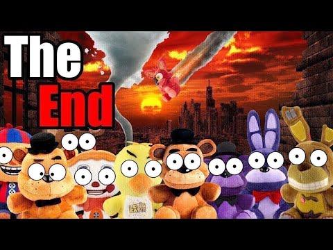 FNAF Plush - The End
