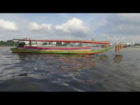 EXCITING THINGS TO DO IN BANGKOK THAILAND - Long boat ride in the brown lagoon