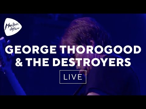 George Thorogood & The Destroyers - Bad to the Bone (Live at Montreux 2013)