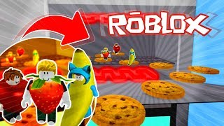 WE GET INSIDE A OVEN!! 💙💚💛 - ROBLOX WITH MILO VITA AND ADRI BABY