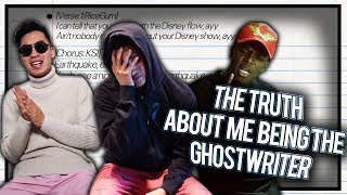 Behzinga Exposes Me Ghostwriting For KSI & RiceGum!? (ft. Ricegum, Faze Banks, & KSI)