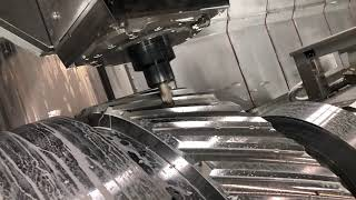 TechSession: Machining of a running gear / gear tooth om the new M175