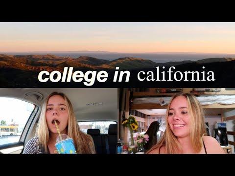 college vlog- frat party, midterms, mental health