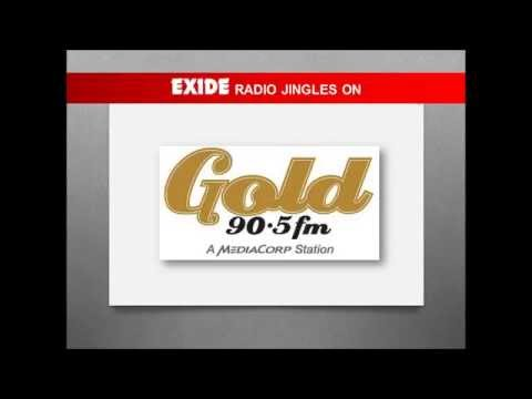 EXIDE Singapore on Gold 90.5FM