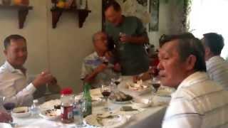 Tiệc Hợp Mặt CT61-68 Anh Điều lên chức Ông Ngoại July 2013