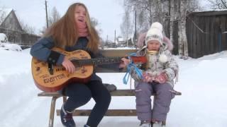Анжела и Настюша-Перевал
