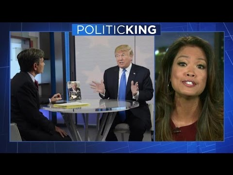 Michelle Malkin blasts mainstream media coverage of Trump | Larry King Now | Ora.TV