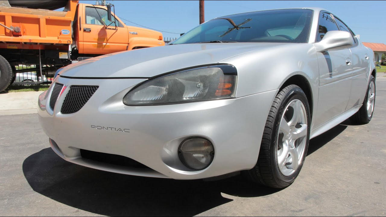 Touren Tr9 Wheels On 2008 Pontiac Grand Prix Youtube