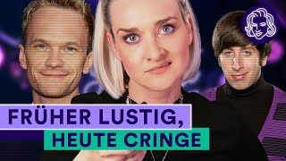So schlecht altern HIMYM, Big Bang Theory und Co. | Gute Nacht Alter