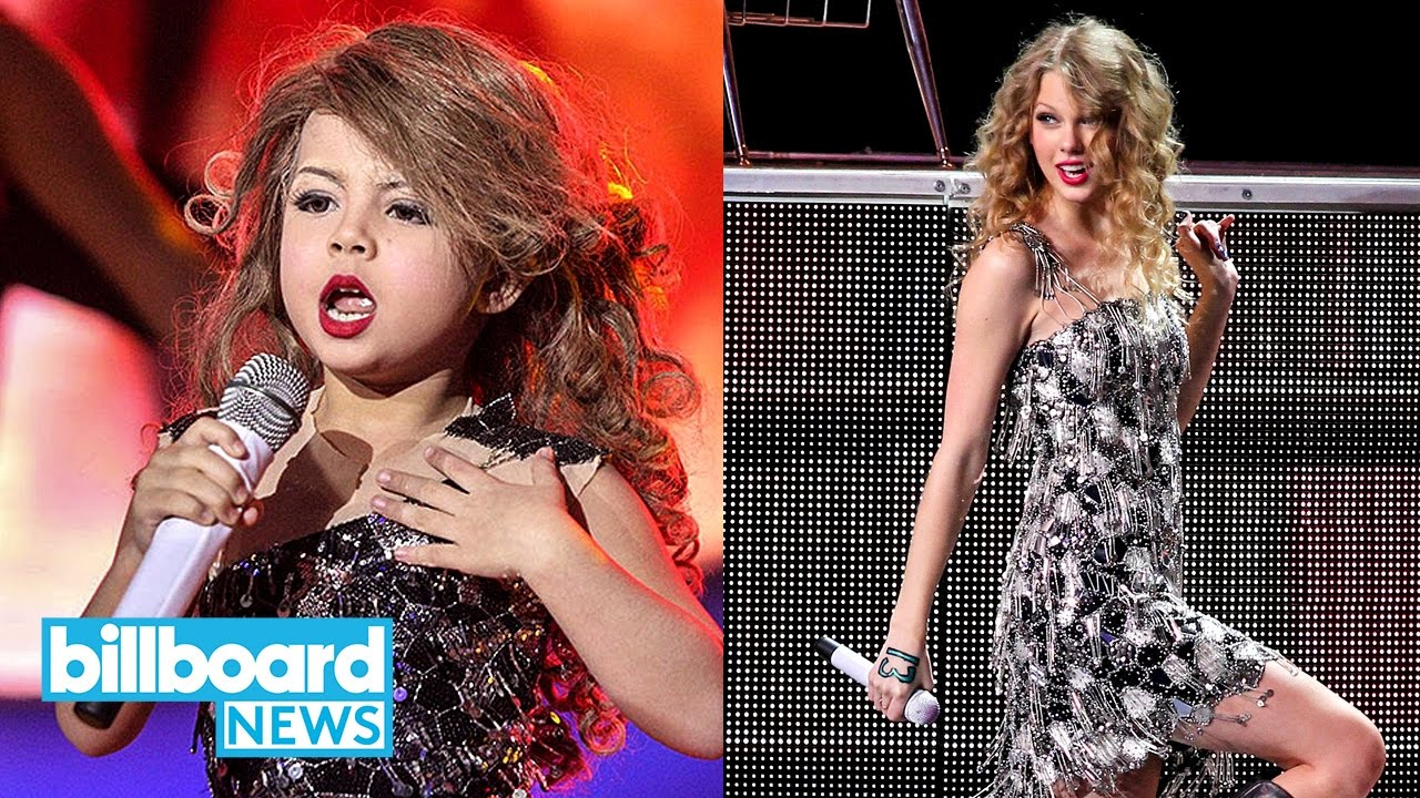 Watch A 7 Year Olds Perfect Impersonation Of Taylor Swift Billboard News