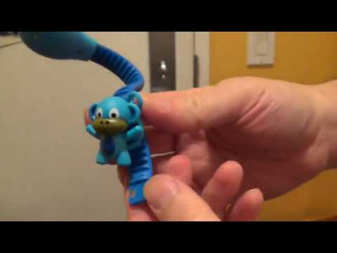 French Bull, Monkey Sculpt, Rechargeable Reading Light by WITHit Review