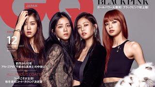 BLACKPINK for GQ JAPAN Magazine #BLACKPINK #블랙핑크