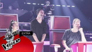 Backstage bij team Sean! | The Voice Kids Extra 2018