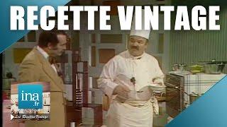 Recette : Le gigot de mer braisé aux nouilles fraîches de Pierre Troisgros | Archive INA