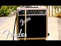 Fender Acoustasonic 15 Demo