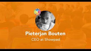 AperoTalk with Pieterjan Bouten, CEO at Showpad