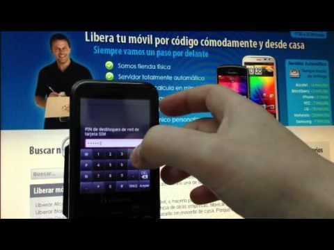 Liberar Vodafone 845 Joy, desbloquear 845 de Vodafone - Movical.Net