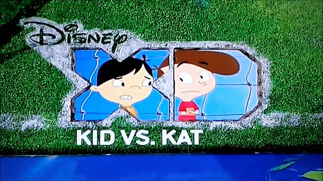 Disney Xd Bumpers 1 : Bumpers completos kid vs kat disney xd brasil youtube