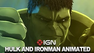 IGN News - Iron Man and Hulk Suit Up for an Animated Avengers Spin-Off
